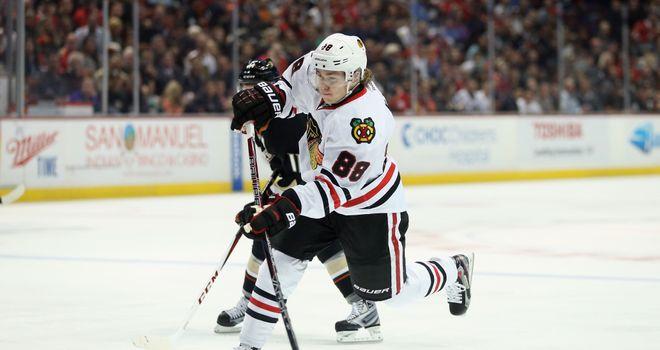 Patrick Kane: Late double inspired Chicago Blackhawks