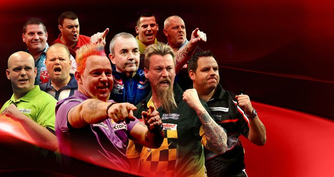 premier league of darts
