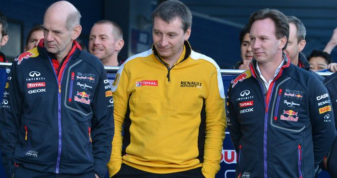 Christian Horner: Says Renault Sport lacked experience