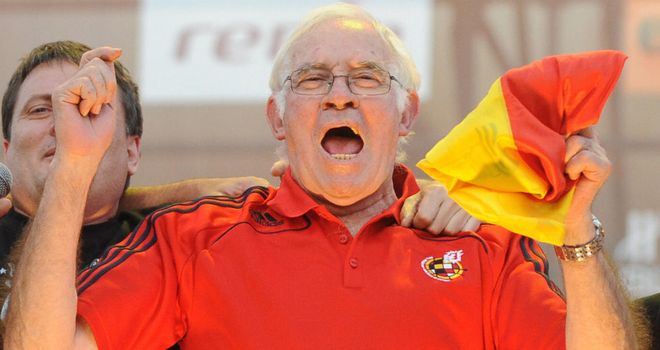 Luis Aragones: Died in Madrid on Saturday