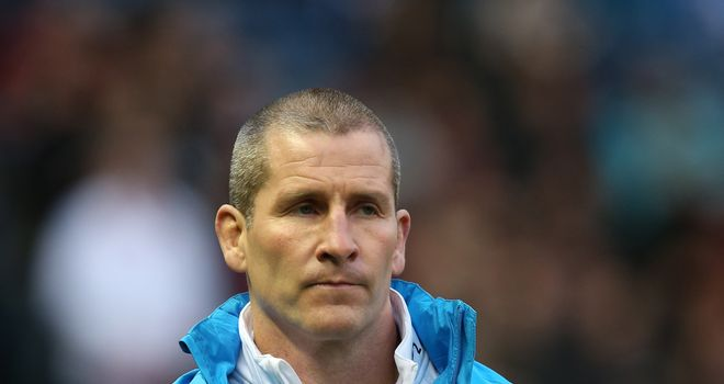 Stuart Lancaster: Confident in England's ability all over the park