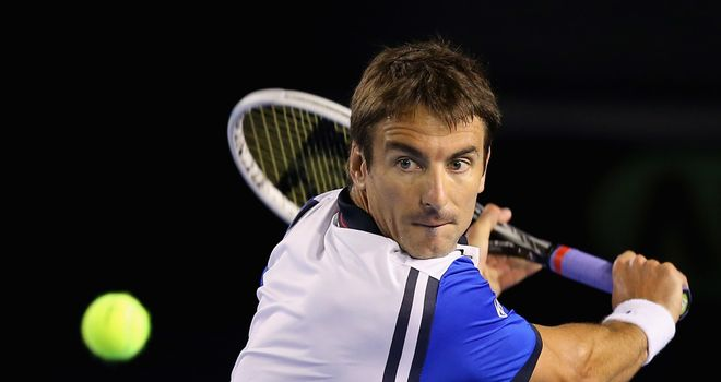 Tommy Robredo: Saw off fellow Spaniard Pablo Carreno Busta in straight sets