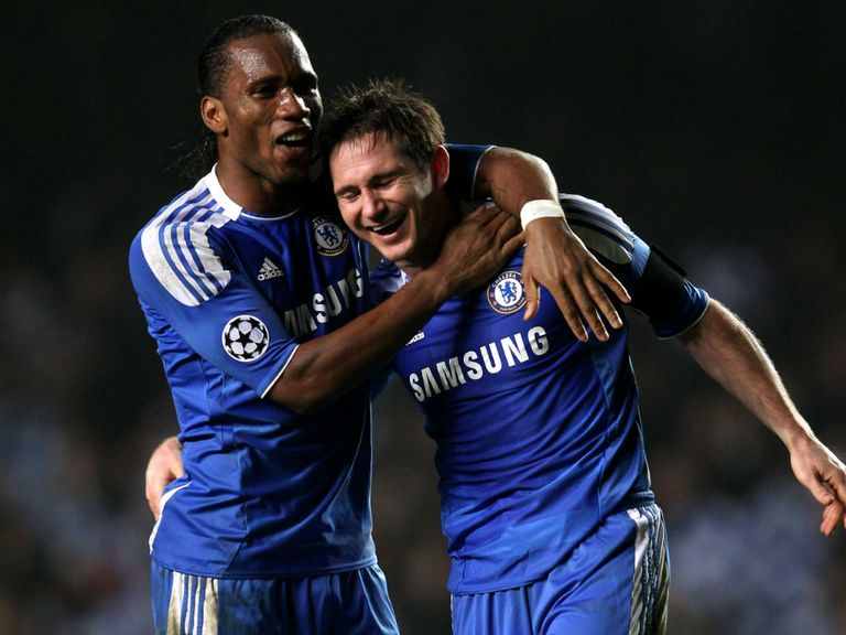 Frank Lampard: Would like to see Didier Drogba back at Chelsea