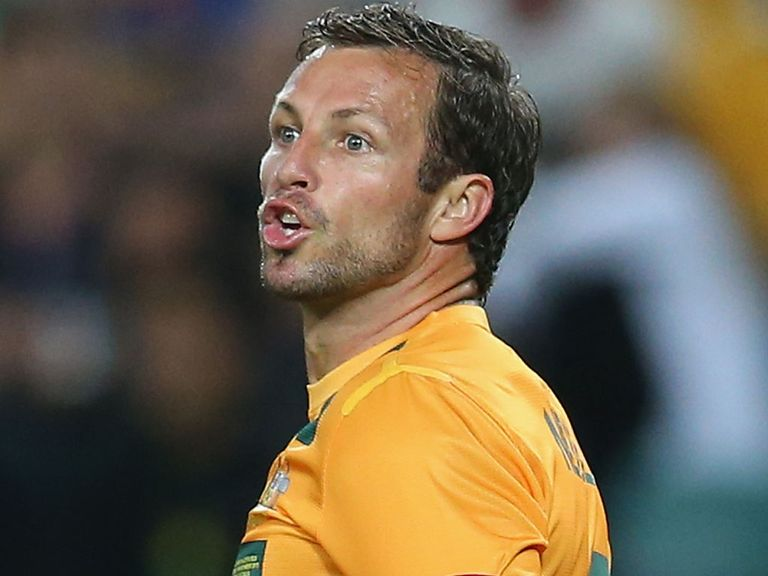 Lucas Neill: Could make Watford debut