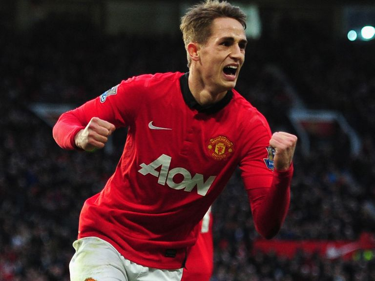 Adnan Januzaj: Has been included in Belgium's World Cup squad