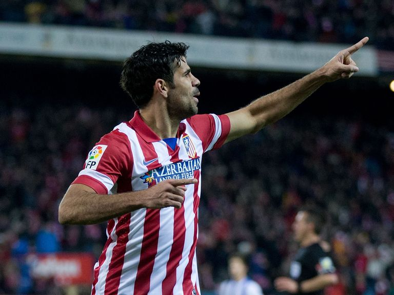 Diego Costa: A good selection for your team