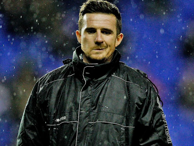 Barry Ferguson: Blackpool captain is currently in charge of the first-team