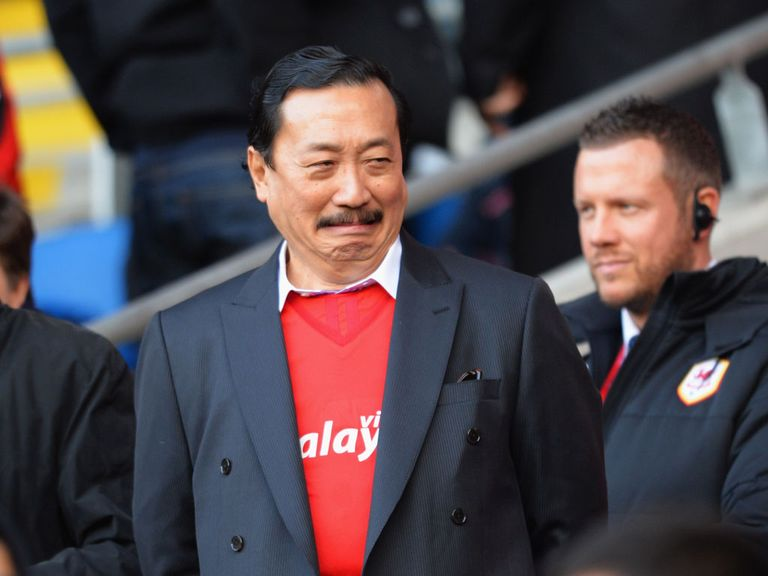 Vincent Tan: Cardiff owner