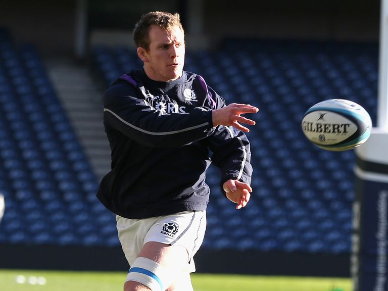 Chris Fusaro: Penned new deal with Glasgow