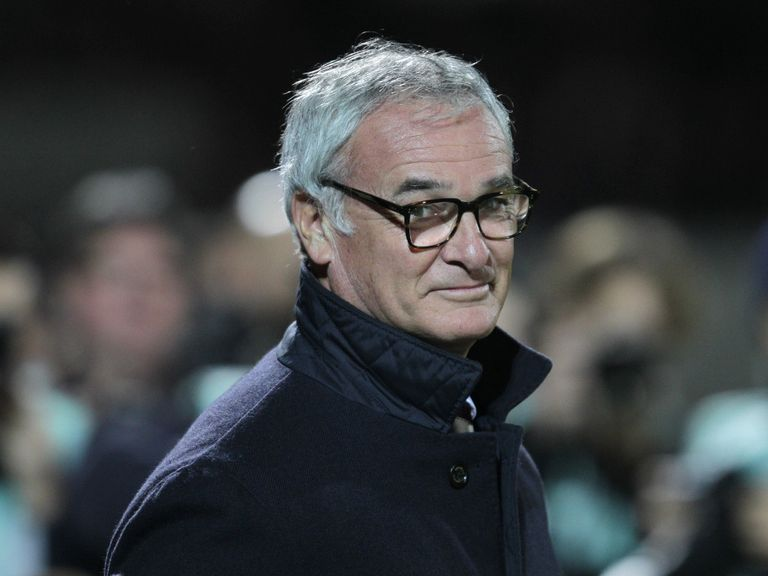 Claudio Ranieri: Dismissed from Monaco