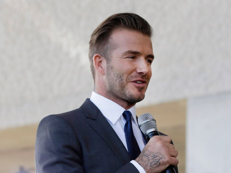 David Beckham has become an MLS owner