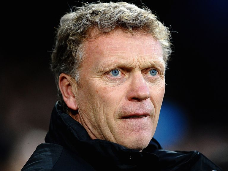David Moyes: Sure of upturn in Manchester United's form