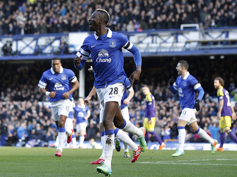 Lacina Traore: Hit by injury during time at Everton