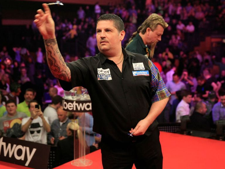 Gary Anderson: Enjoying a stellar season so far
