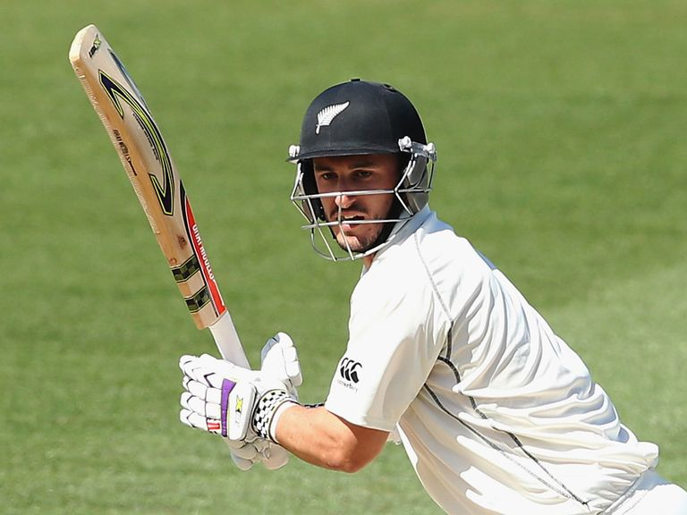 Rutherford: Loses his New Zealand contract