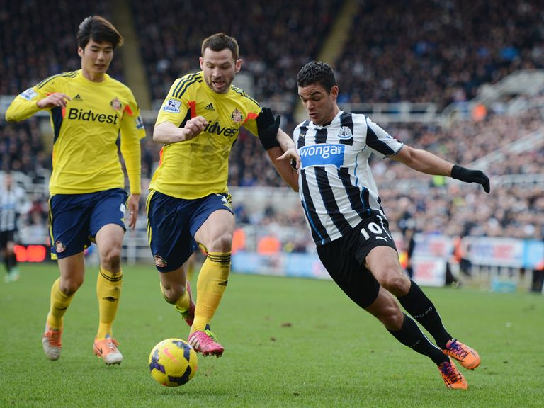 Hatem Ben Arfa: Wants to stay on Tyneside