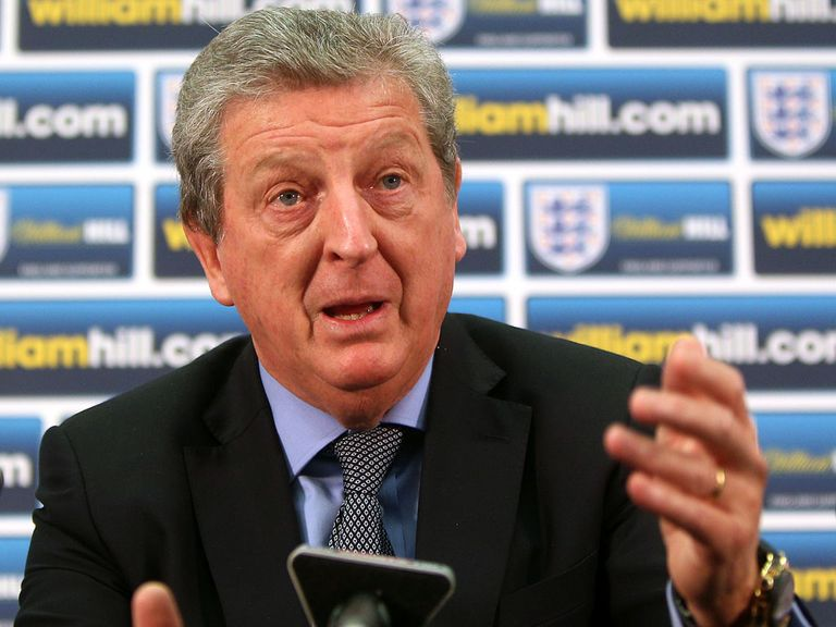 Hodgson: Confirmed Dr Steven Peters will work with England squad