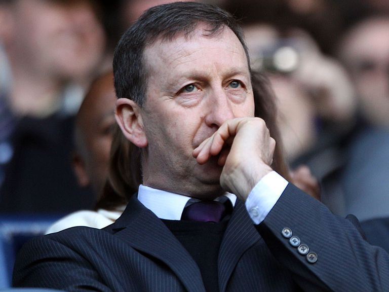 Huw Jenkins: Swansea chairman having to be patient in pursuit of fresh faces