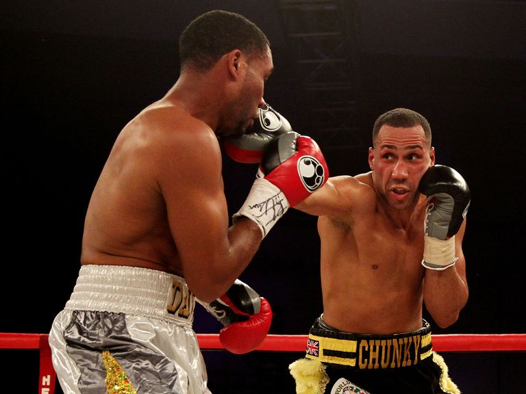 James DeGale: Sights firmly set on a world title
