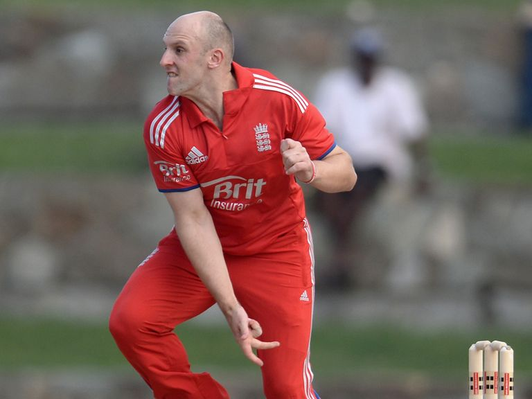 James Tredwell: Hoping to play a key role for England