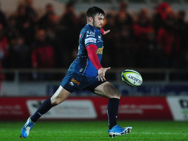 Jordan Williams: Chance to impress Warren Gatland