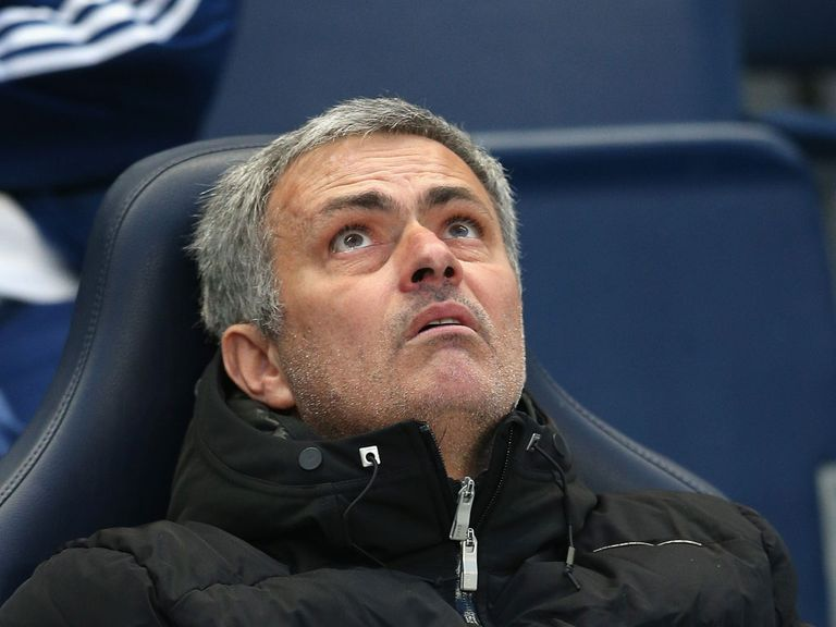 Jose Mourinho: Involved in title battle with Manchester City