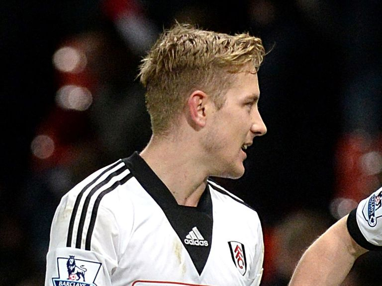 Lewis Holtby: Feeling confident of survival