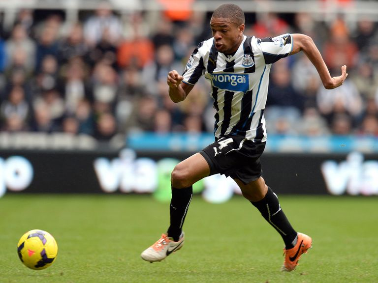 Loic Remy: Says he'll play for a 'bigger club' than Newcastle