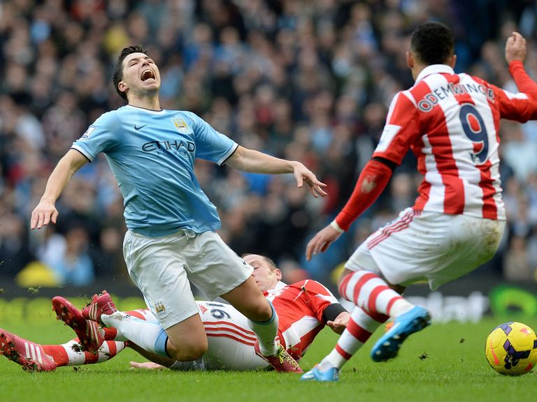Samir Nasri: 'Everyone was not really fresh in the first half'