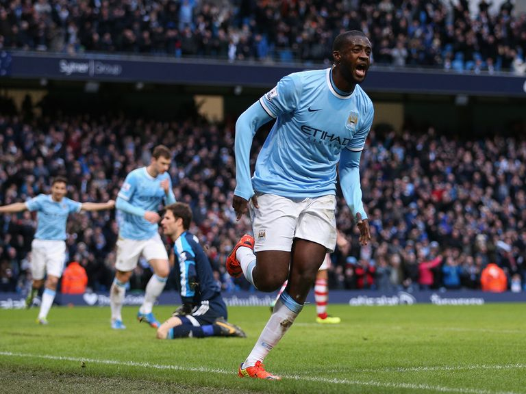 Yaya Toure: 'I hope this time we will win this cup'