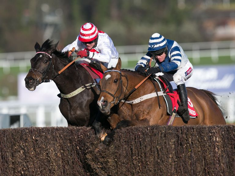 Oscar Whisky: Major claims at Cheltenham