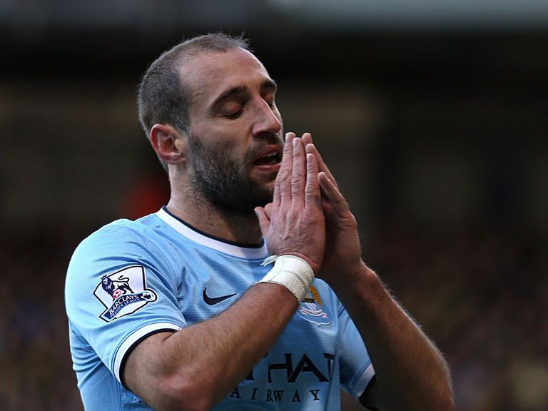 Pablo Zabaleta: Keeping focus on final match of the season