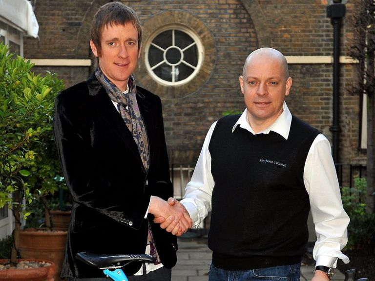 Wiggins and Brailsford: Talks are on-going