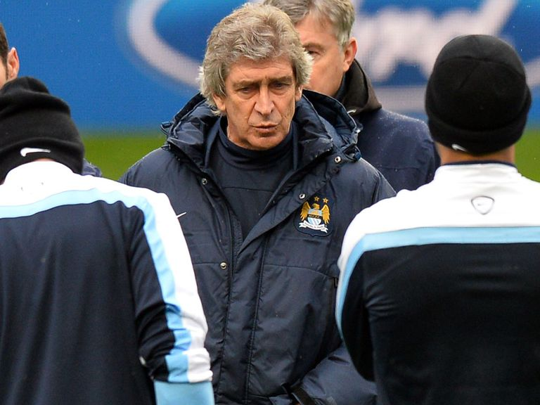 Manuel Pellegrini: Hopeful Lionel Messi fails to perform at the Etihad
