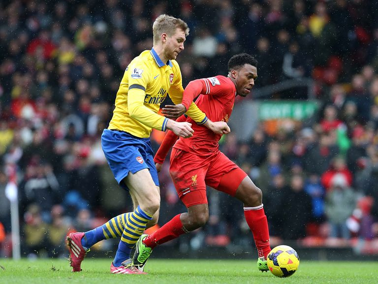 Expect fewer goals this weekend than last when Arsenal meet Liverpool