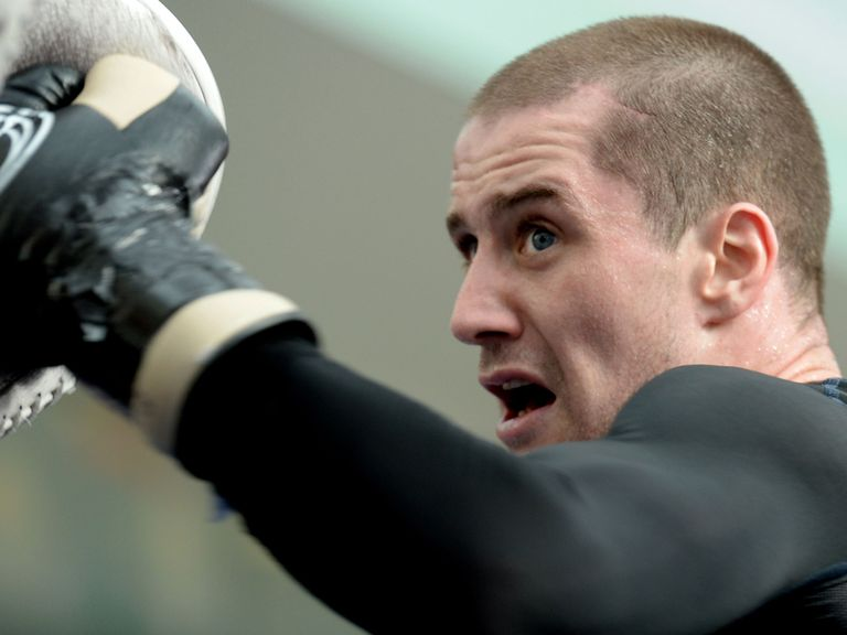 Ricky Burns: Has moved camps to Essex