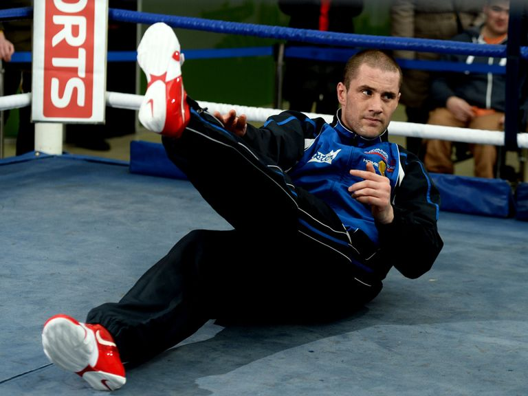 Ricky Burns: Can defy the odds and defend his title