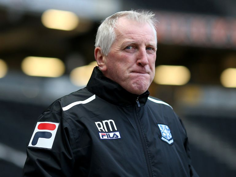 Moore: Sacked by Tranmere Rovers