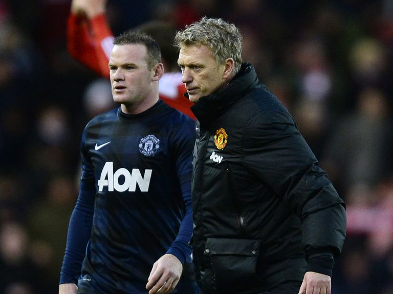 Moyes: Delighted Rooney has signed a new deal