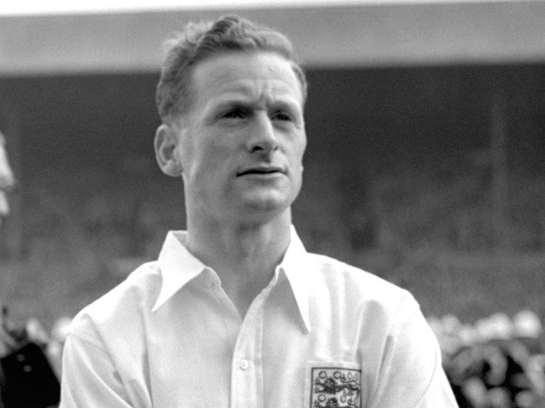 Tributes pouring in to the late Sir Tom Finney