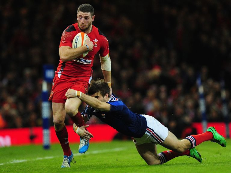Alex Cuthbert: Wales aiming for consistency