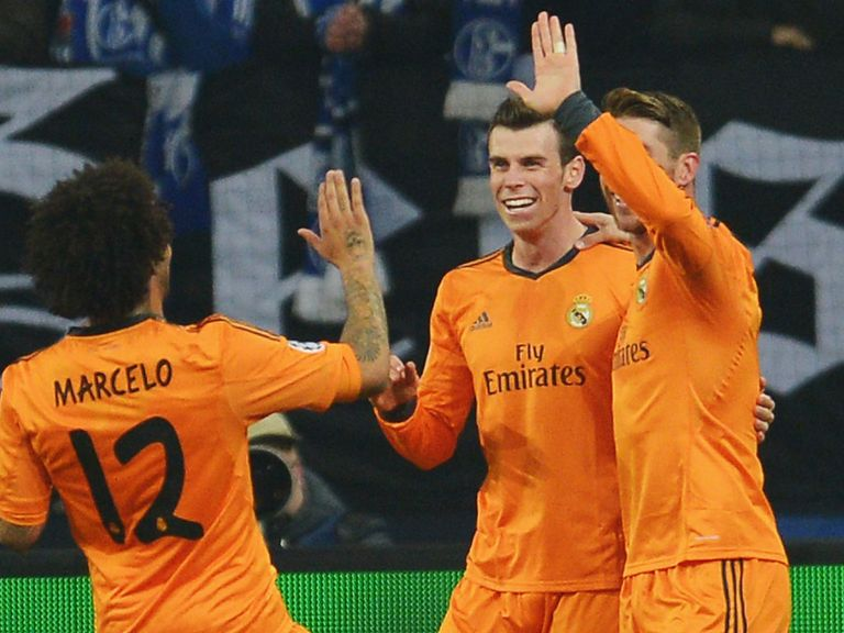 Real Madrid staked a big claim for Champions League glory