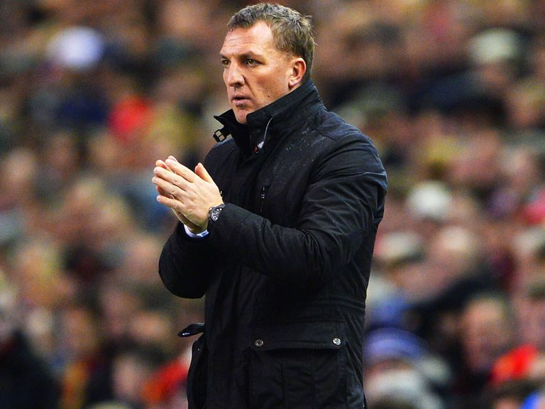 Brendan Rodgers: Focused on Liverpool's performance levels