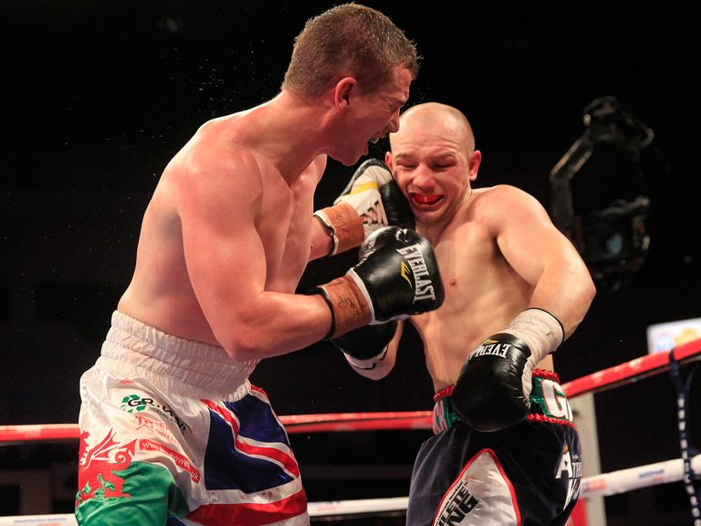 Gavin Rees: Lost a close decision to Gary Buckland in February