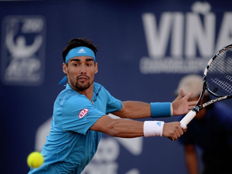 Fognini: Easy win
