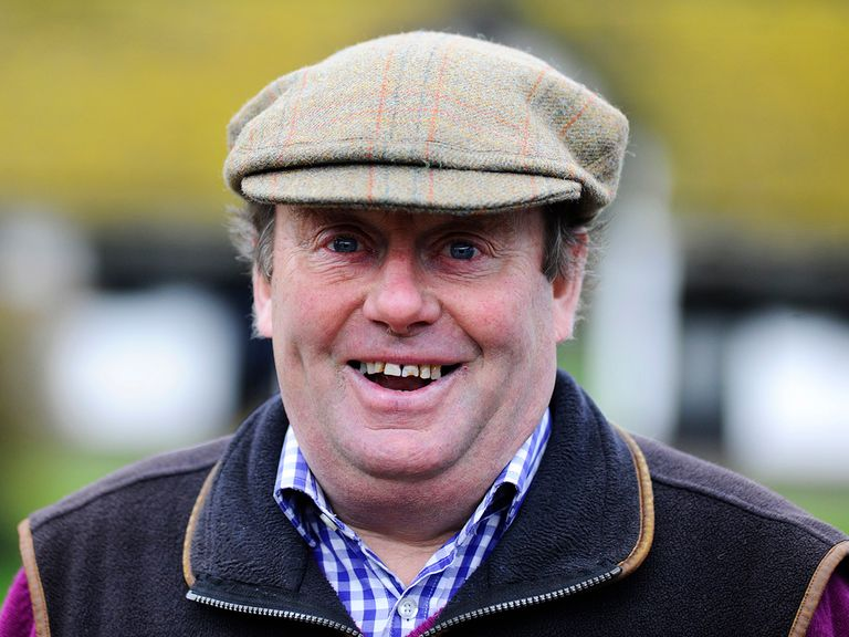 Nicky Henderson: Trainer of the heavily-supported Suraj
