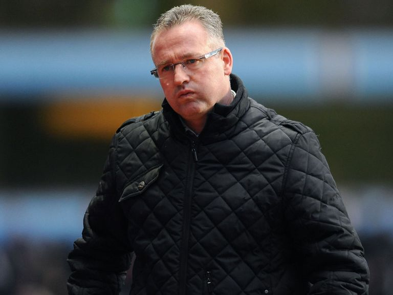 Paul Lambert: Villa announce USA tour