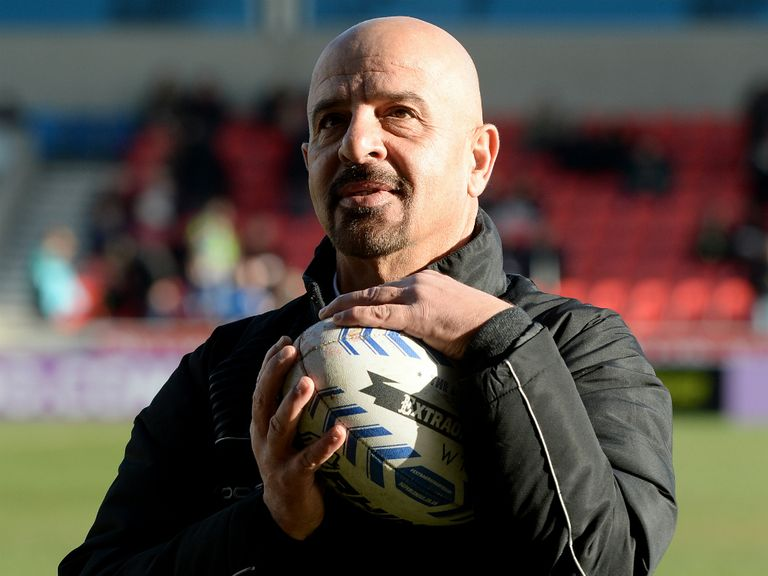 Marwan Koukash: 'Desperate' to buy the Knights