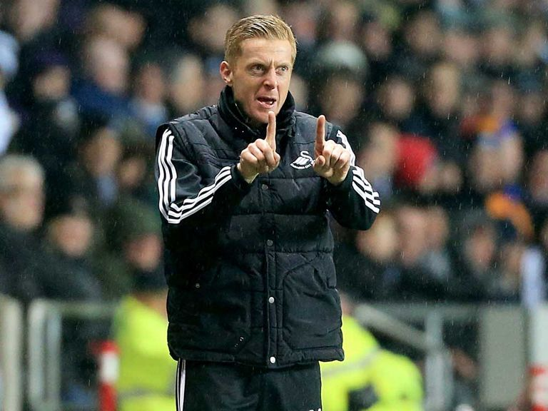 Garry Monk: Making a good impression at Swansea