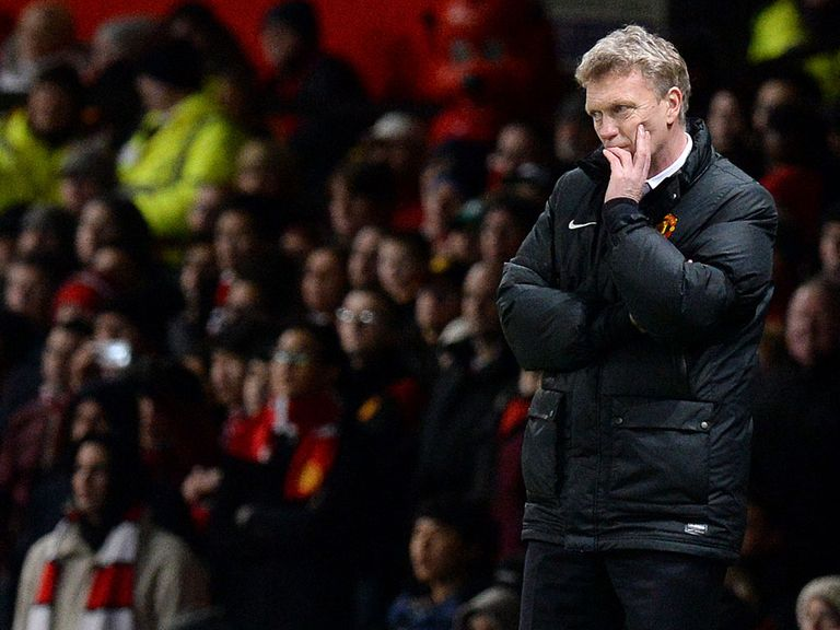 David Moyes' Manchester United endured another poor home result